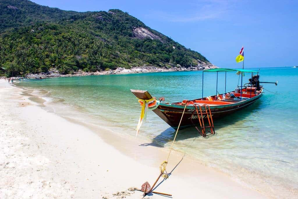 10 best places to visit in Thailand  Beautiful places in Thailand     Koh Phangan     one of the best places to visit in Thailand for beaches and  yoga