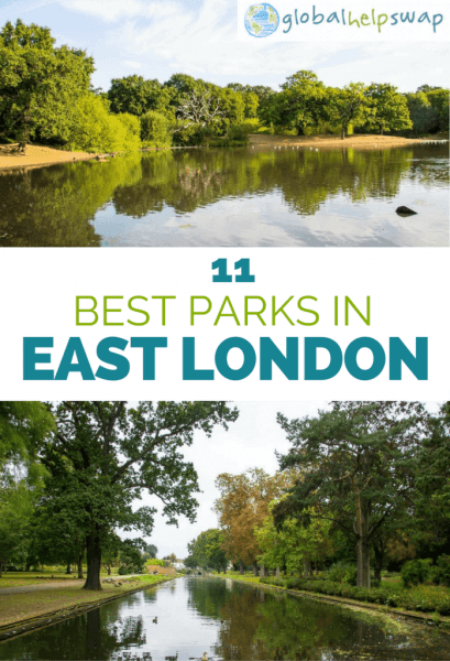Are you looking for things to do in London? Then check out our post on the 11 best parks in East London. Even in this congested city there are lots of beautiful green spaces. So if you are a traveller or local get out there and explore!