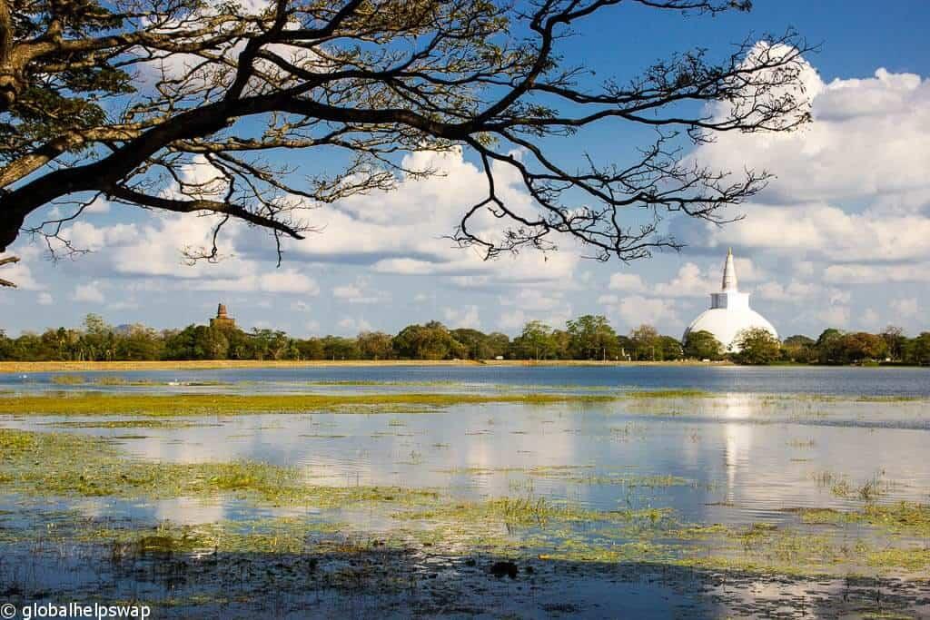 Places To Visit In Anuradhapura Sri Lanka