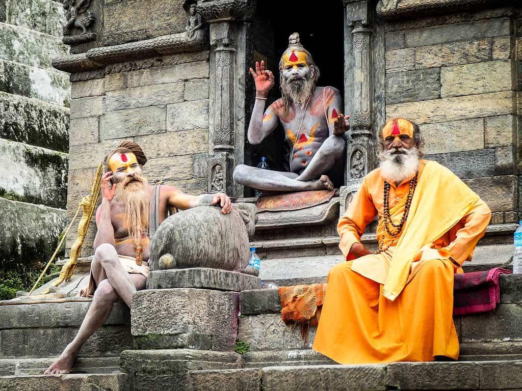 Gurus in Nepal