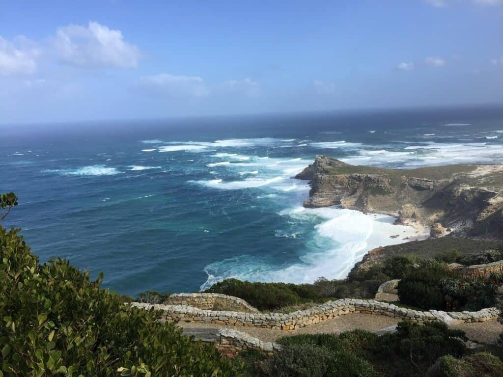 The South African Coastline