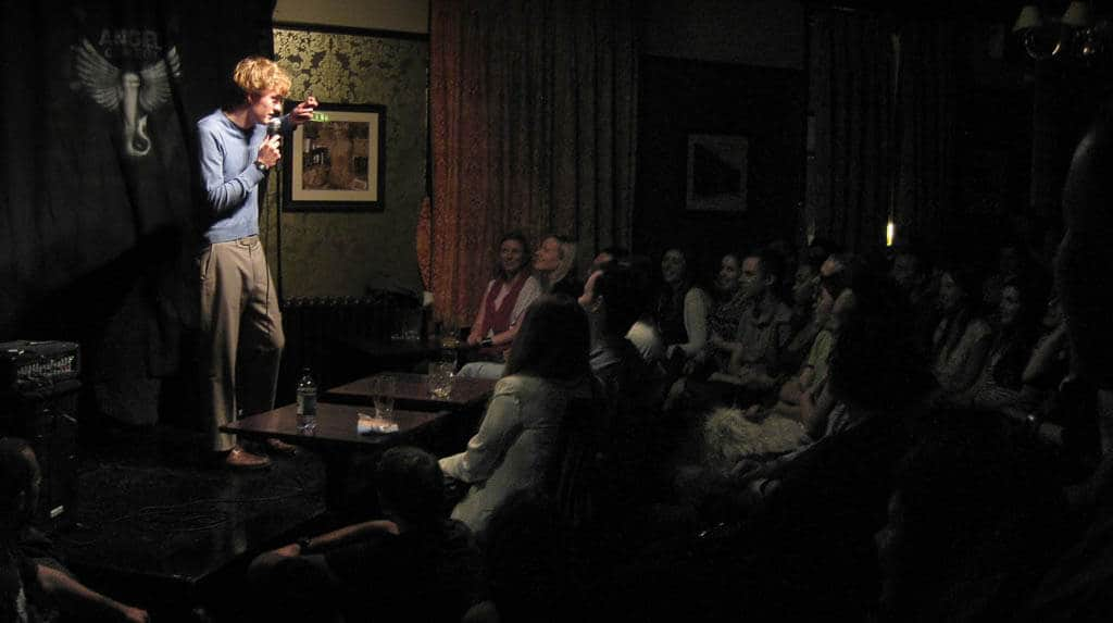 Free Comedy in London