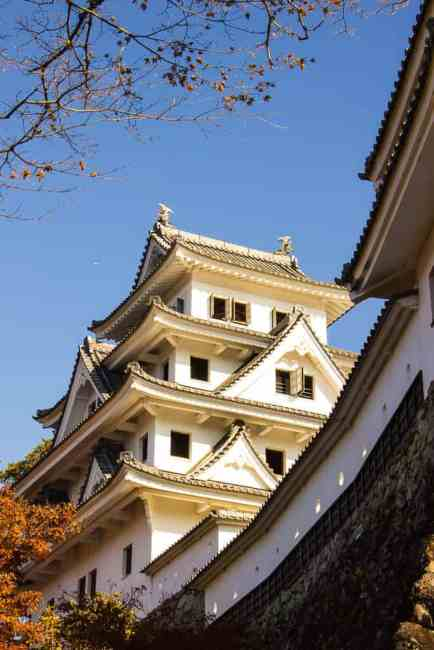 How to get to Gujo Hachiman Castle