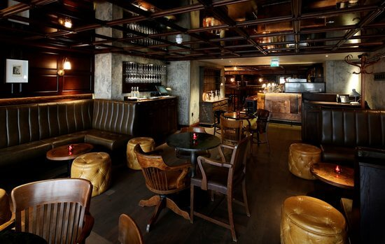 Secret Bars in London | The Blind Pig