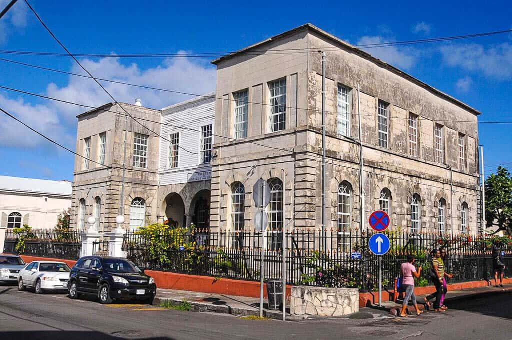 Museum of Antigua and Barbuda