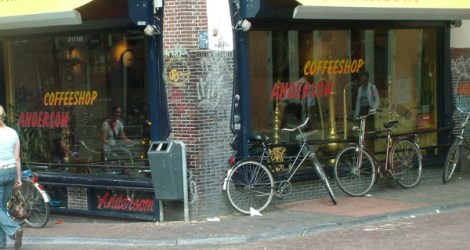 Utrecht: Andersom Coffee Shop