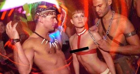 KitKatClub is Berlin's Best Sex Party