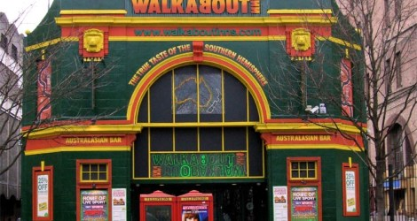 The Hobo Guide to Working at Walkabout