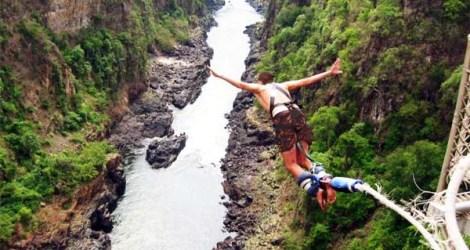 Livingstone: Victoria Falls Bungy Jump