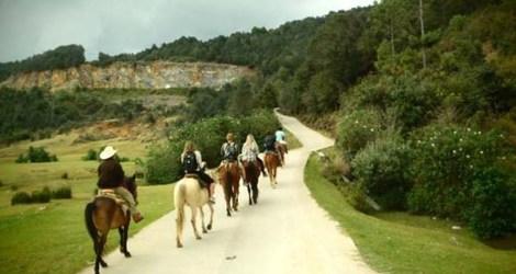 San Cristóbal de las Casas: Horse Riding