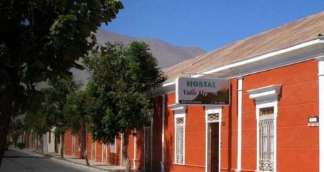 Vicuña: Hostal Valle Hermoso