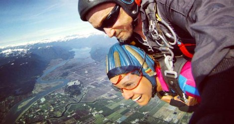 Vancouver: Go Skydiving