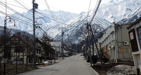 Hakuba: Getting Around