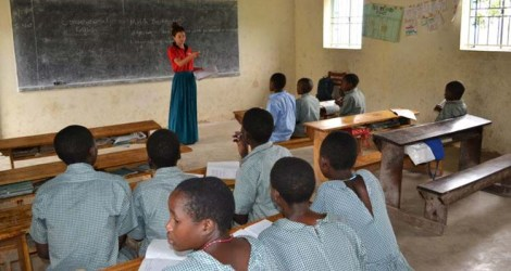 Teaching in Africa: the Good, the Bad and the Reality
