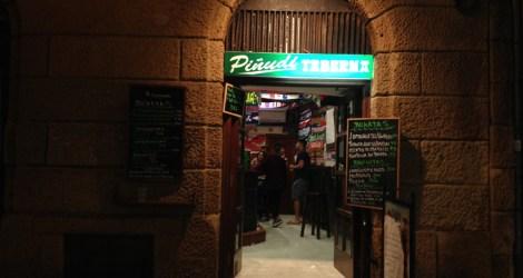 San Sebastián: Pinudi Taverna