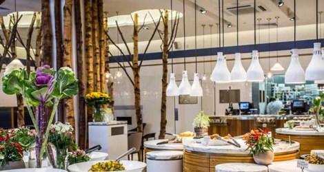 London: Ethos Vegetarian Restaurant