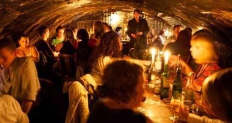 London: Gordon's Wine Bar