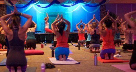 Dealing with the Commercialisation of Yoga