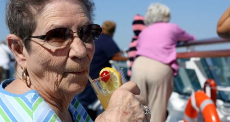 Booze Cruising with Oldies in Mexico