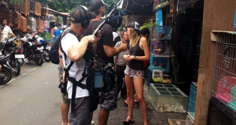 I Was Exploited by Channel 7 in Bali