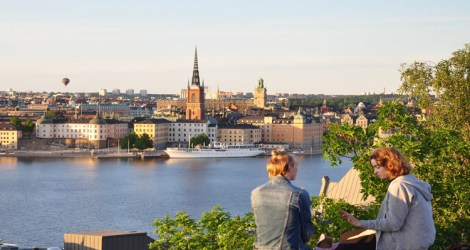 Stockholm: Skinnarviksberget