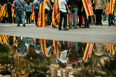 Catalan Independence is Harder To Navigate Than Las Ramblas