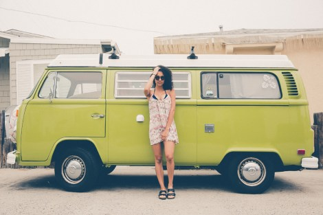 Fear and Freedom on a Solo Roadtrip