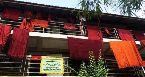 Life in a Burmese Welfare Village