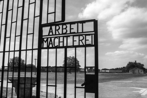 Why You Should Visit a Concentration Camp