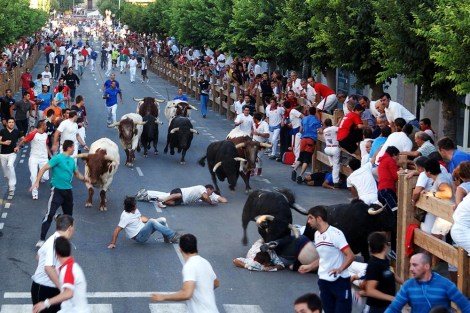 A Final Word on the Controversial Bull Running Festival of Northern Spain
