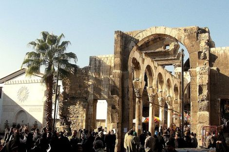 Syria Your Next Travel Destination