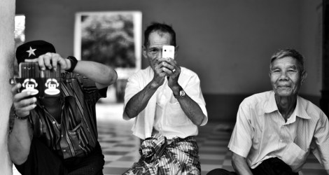 Conversations with Burma's Political Prisoners