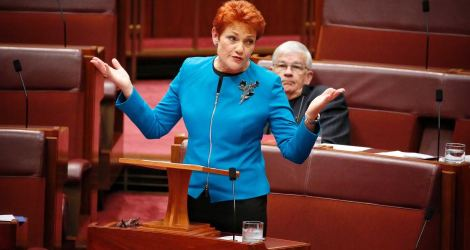 Why Pauline Hanson is Wrong and It's Not Okay to Celebrate Being White