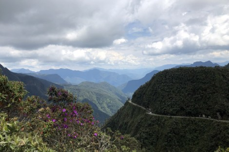 I Survived Bolivia's Notorious Death Road