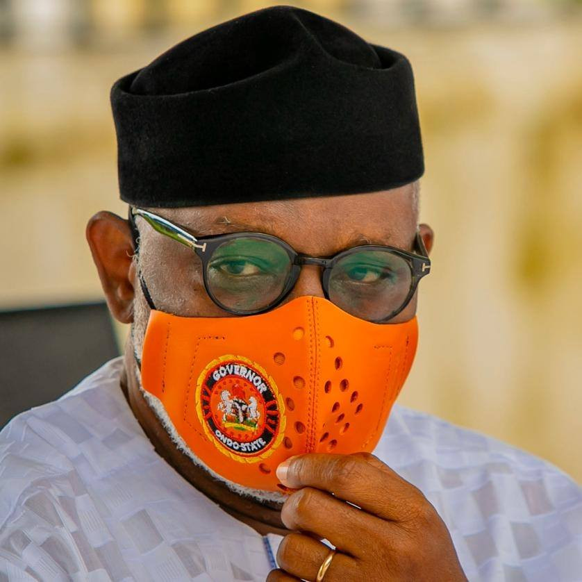 Ondo governor, Rotimi Akeredolu recovers from COVID-19