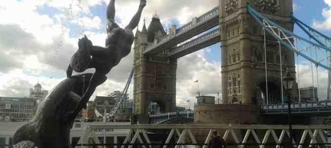 Why I love London