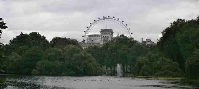 My 10 favourite London spots