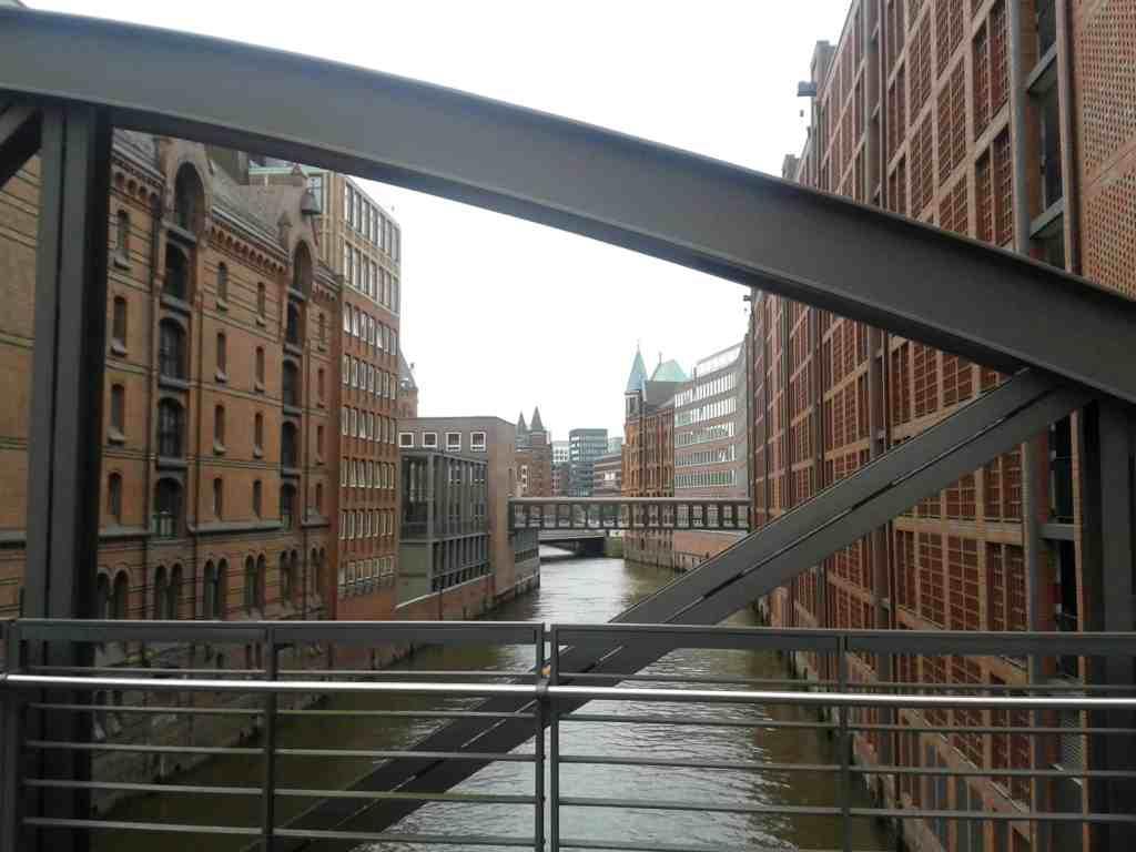 Visit Hamburg - Speicherstadt