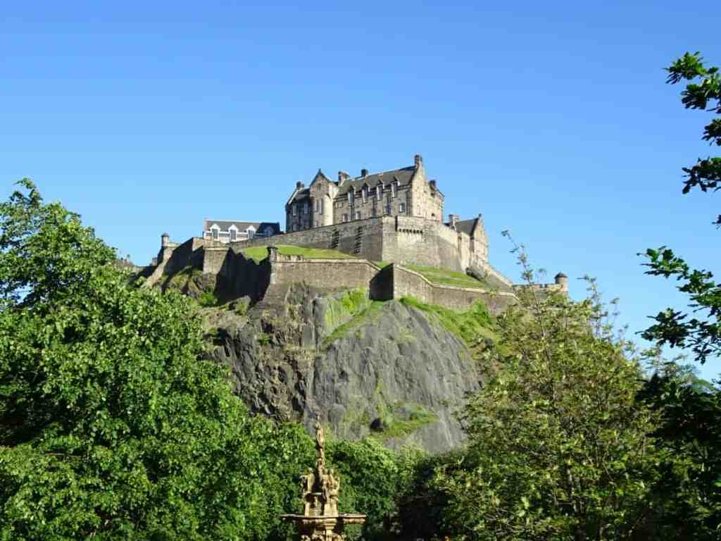 2017 travel highlights - Edinburgh