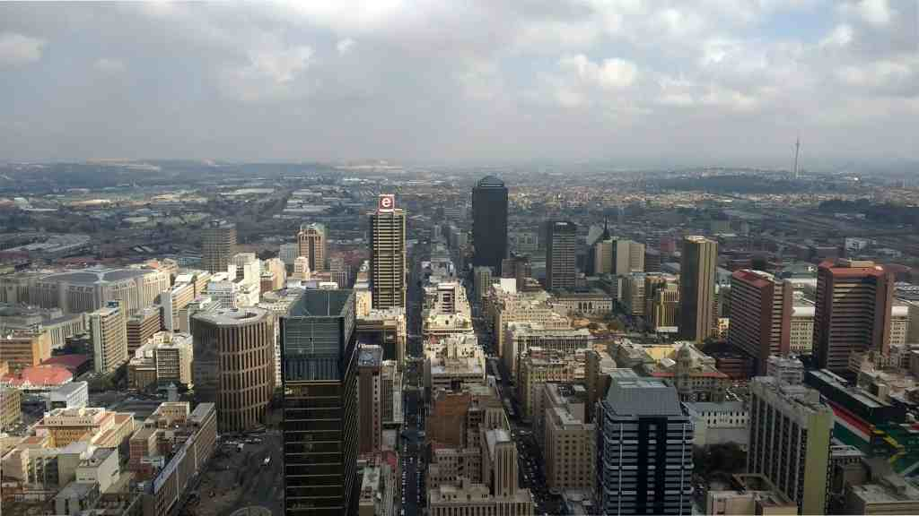 2017 travel highlights - Johannesburg