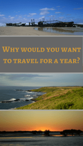 Why would you want to travel for a year_Pin