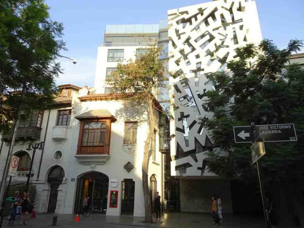 Lastarria - Santiago de Chile