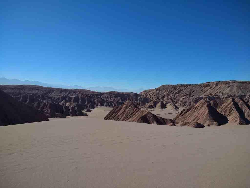 Valle de la Muerte - Atacama
