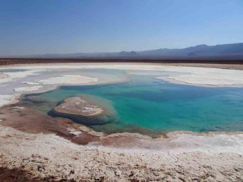 Lagunas Baltinaches - Atacama