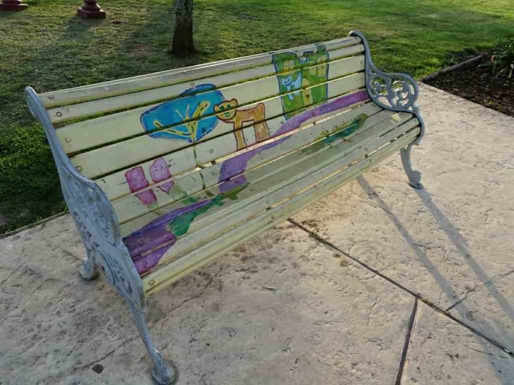 Santiago de Chile fpr Introverts - Parque Araucano
