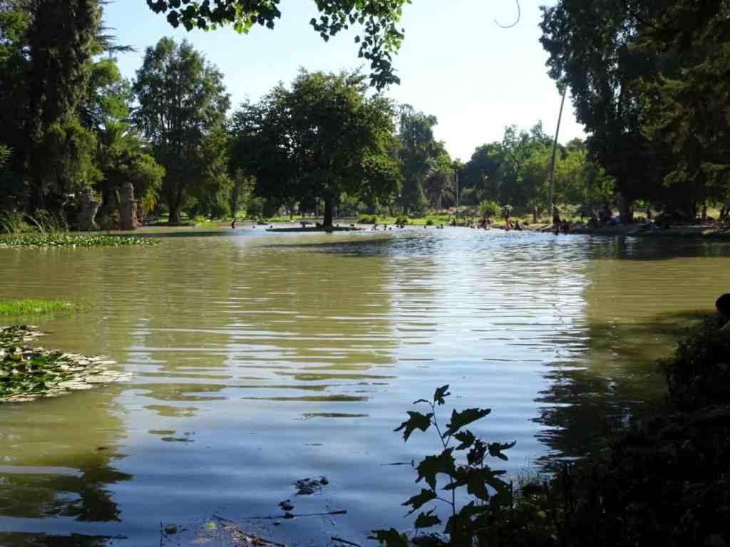 Santiago de Chile for introverts - Parque o'Higgins