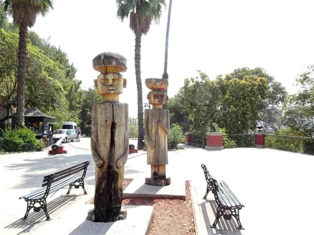 Santiago de Chile for Introverts - Cerro Santa Lucia
