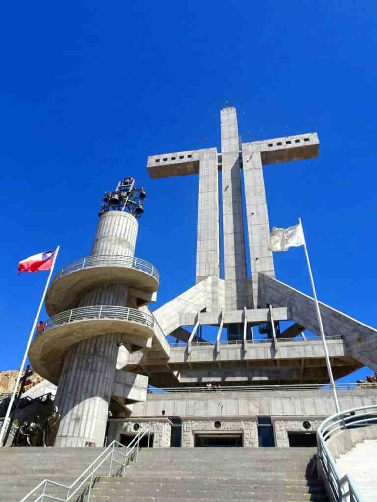 Coquimbo Third Millenium Cross
