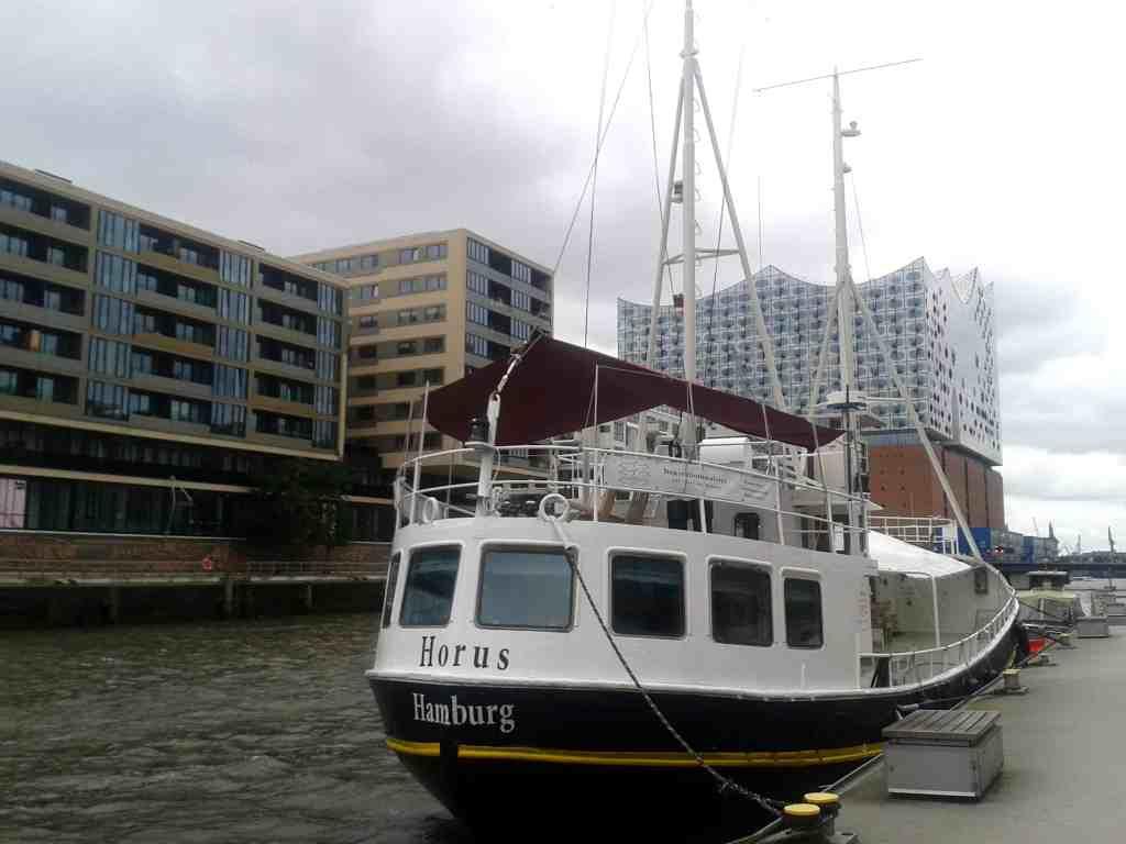 Elbphilharmony Hamburg Harbour