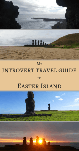 My introvert travel guide to Easter Island Pin